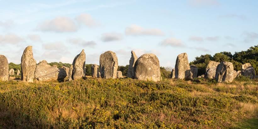 Galivel Alignements-Carnac-Kermario-Morbihan-Bretagne-Sud