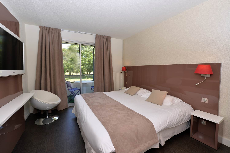 Hotel-Golf-Saint-Laurent-carnac-morbihan-bretagne-sud 8/chambre-superieure © Michel RENAC