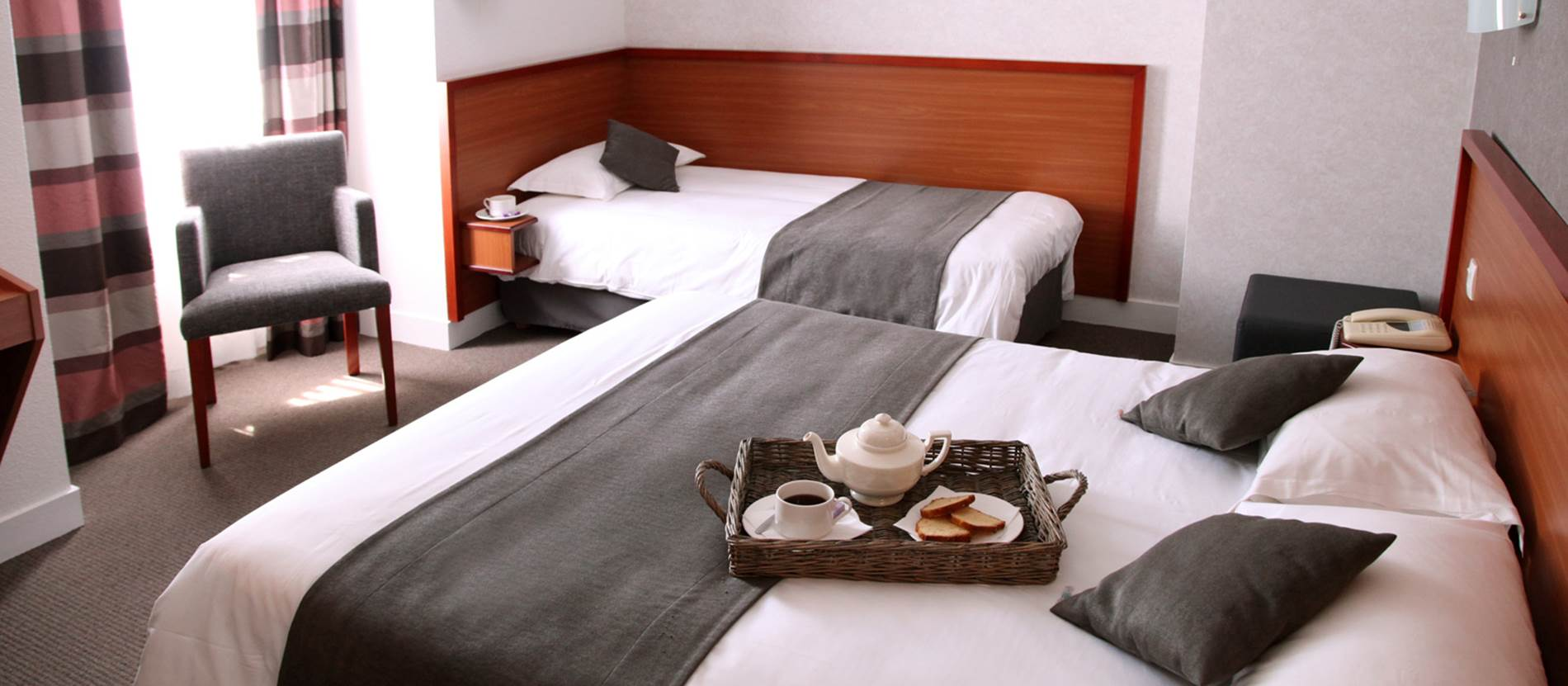 Inter-Hotel-Manche-Ocean-Vannes-Morbihan-Bretagne-Sud © Inter-Hotel-Manche-Ocean-Vannes
