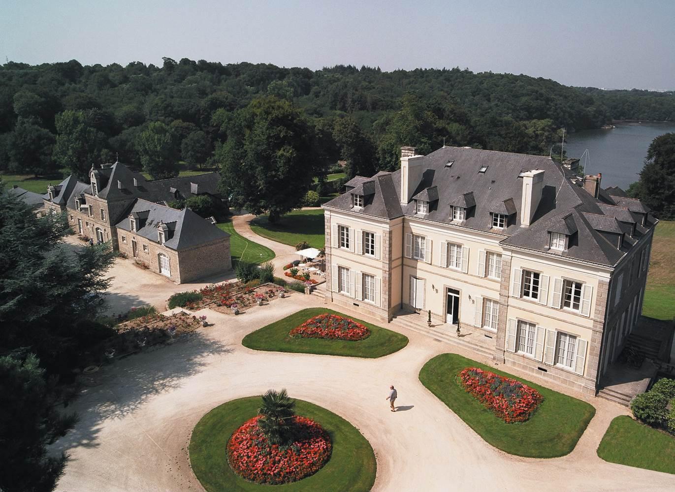 Hotel chateau locguénolé - kervignac - morbihan - bretagne sud ©