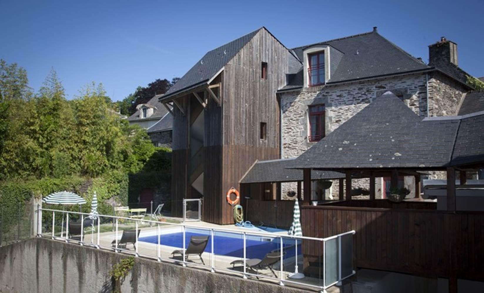 AR PEOC'H - Piscine - Morbihan - Bretagne Sud © MATHURIN