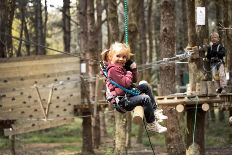 Parcours-Enfants-CeltAventures-Sarzeau-Presqu'île-de-Rhuys-Golfe-du-Morbihan-Bretagne sud © Maeva Sarette
