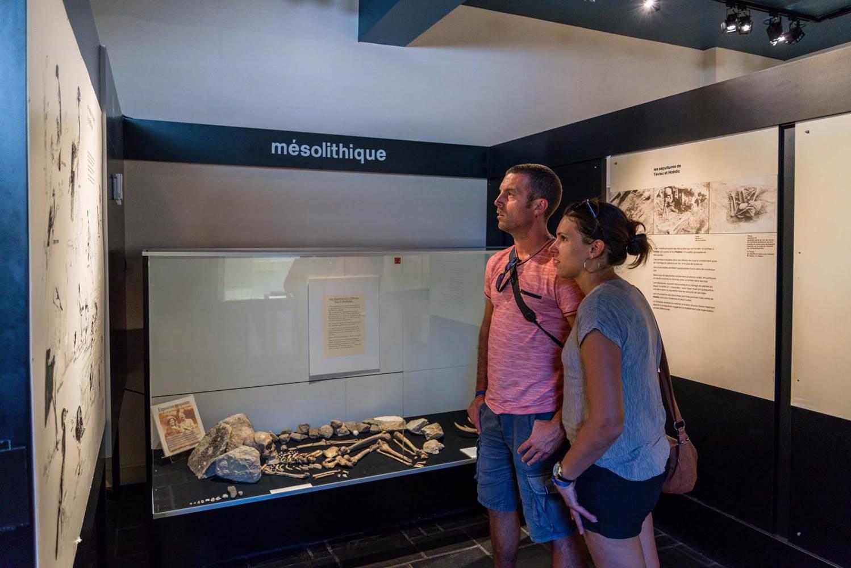 musee de prehistoire-carnac-Morbihan Bretagne sud-08 © Meero