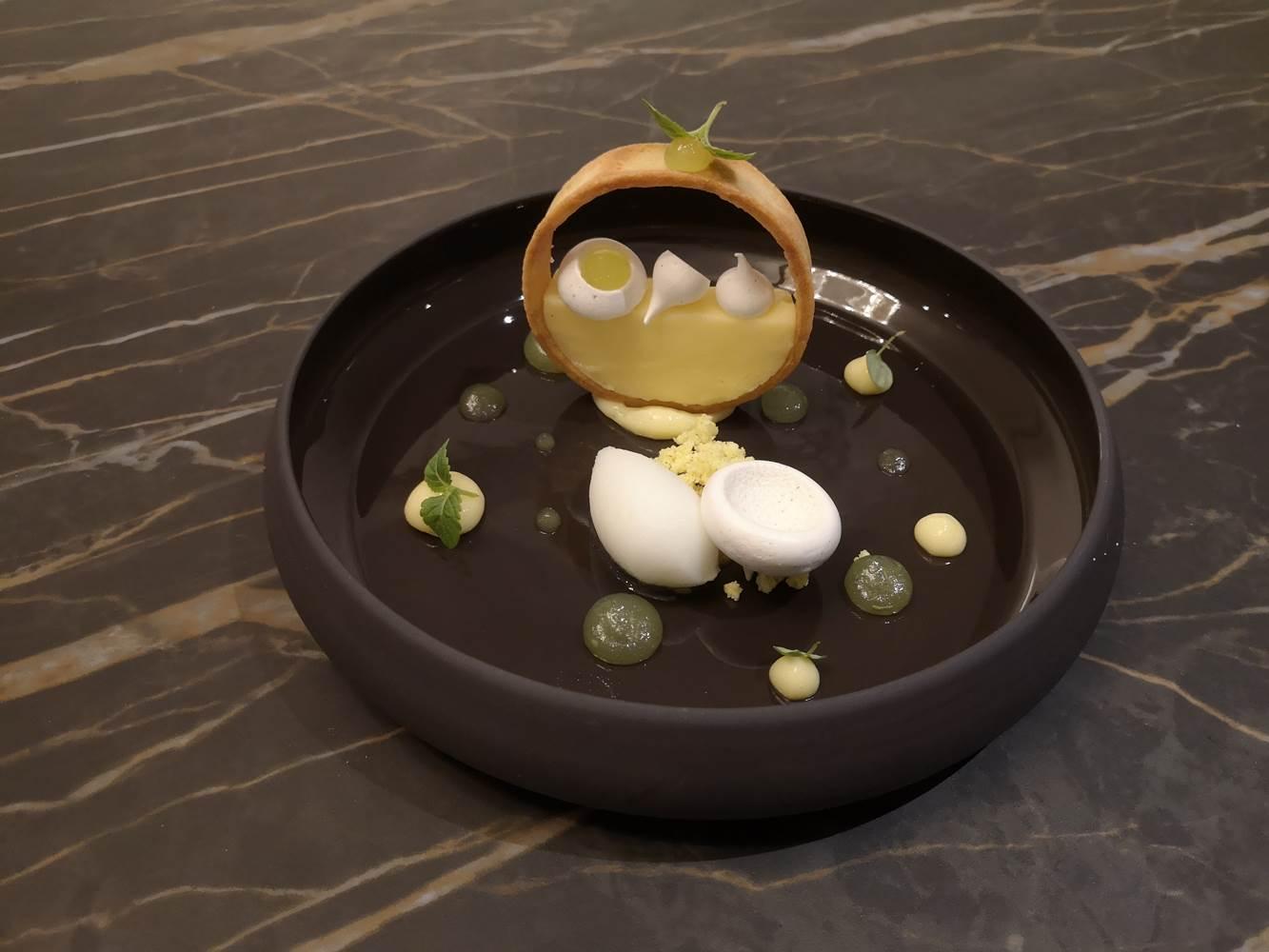 Dessert © Hôtel Le Diana