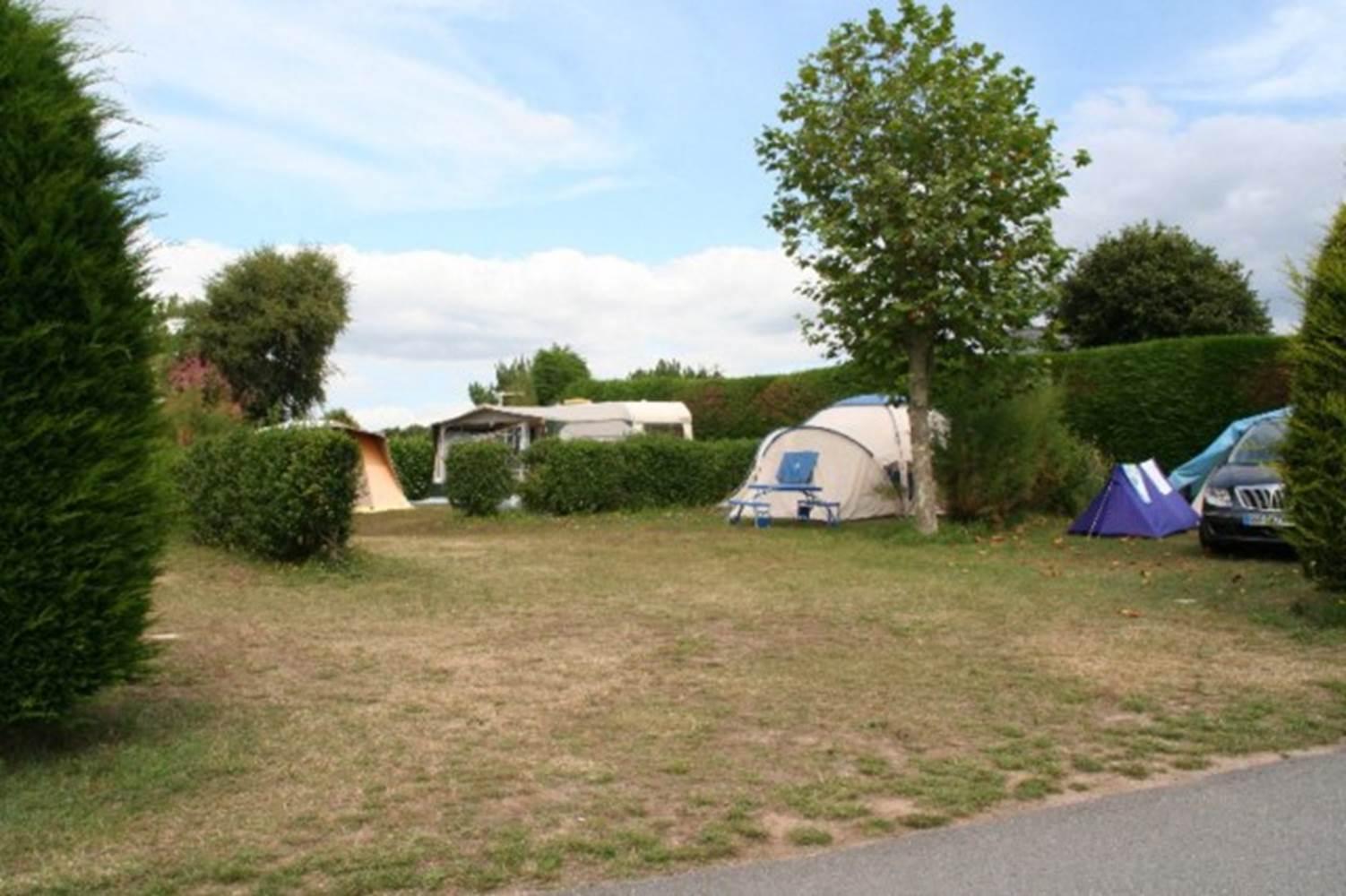 camping-megalithes-ERDEVEN-MorbihanBretagneSud © Camping Mégalithes