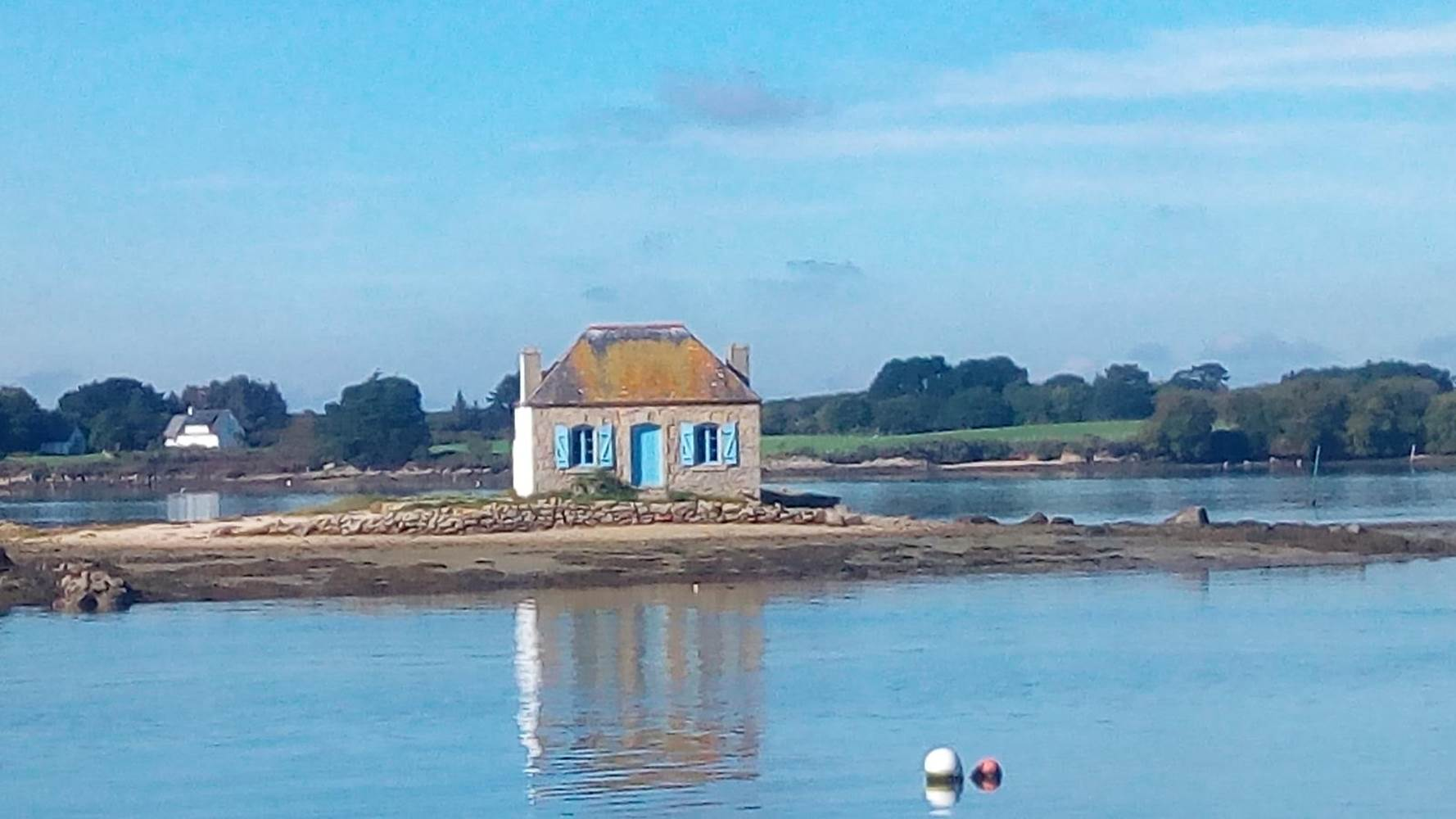 La petite maison de Saint-Cado ©