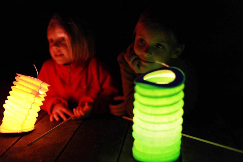 Lampions-Enfants-CeltAventures-Sarzeau-Presqu'île-de-Rhuys-Golfe-du-Morbihan-Bretagne sud © Maeva Sarette