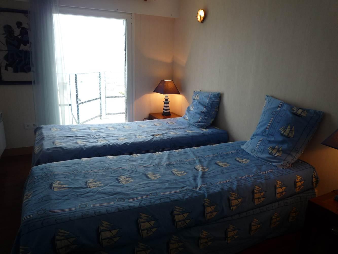 chambre 160 en version 2 lits ©