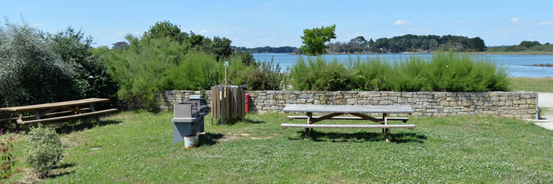 Espace Barbecue Le Tindio ©