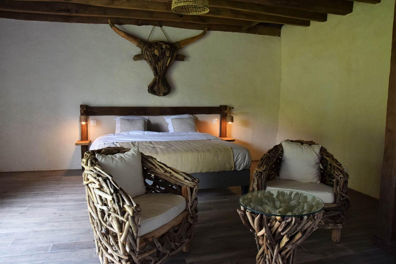 Oust au lit - chambre scieurs de bois web ©