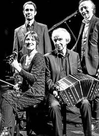 Cuarteto Historias de Tango - Tango argentin
