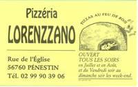 Pizz�ria Lorenzzano