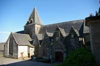 Eglise Notre-Dame de la Tronchaye - Journées du Patrimoine
