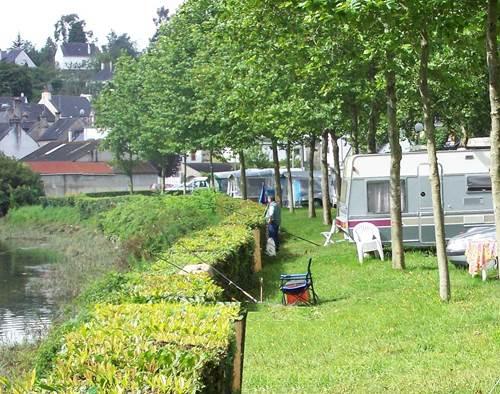 Camping Municipal de Saint-Caradec