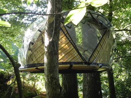 Tente Suspendue Ty Ar Faou