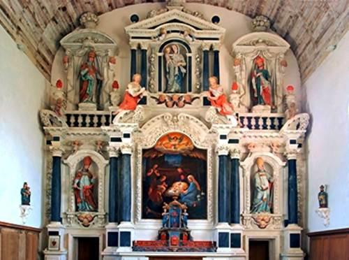 Détour d'Art : visite libre de la chapelle St-Quirin - Brec'h