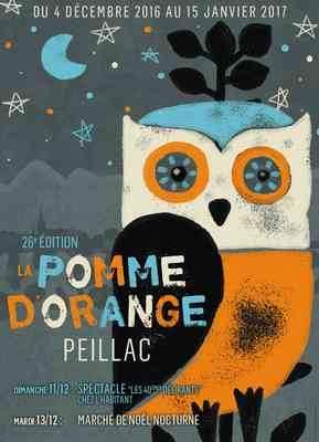 Festival La Pomme d'Orange - Peillac