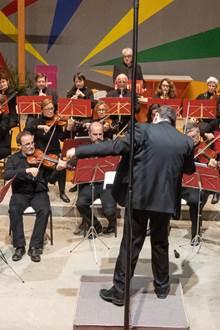 Orchestre de Chambre de Vannes avec le choeur Bel Canto