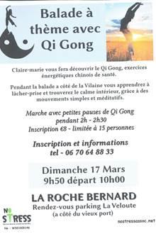 Balade à thème Qi Gong