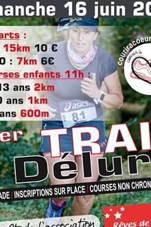 1er Trail de Larré