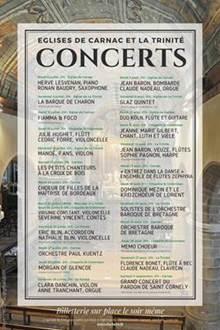 Concert des Solistes de l'orchestre baroque de Bretagne