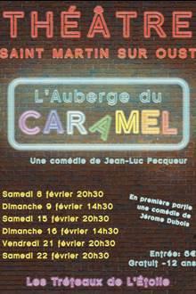 Théâtre 2020 à Saint-Martin-sur-Oust