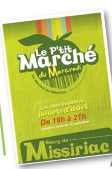 Le P'tit Marché Concert du Mercredi : Bagad de Malestroit