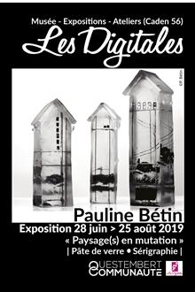 Exposition Pauline Bétin