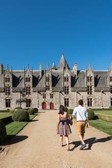 Ouverture - Château de Josselin