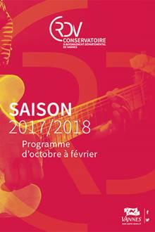 Conservatoire de Vannes: les vendredis de l'audito -