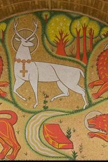 Visite symbolique de l'église du Graal - Septembre