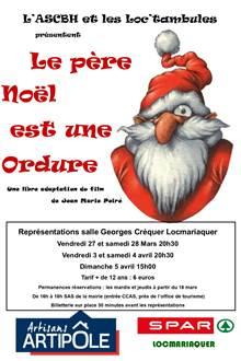 Soirée Théâtre de l'ASCBH - Locmariaquer - Annulé et Reporté