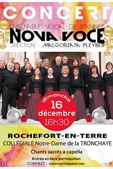 Concert Nova Voce