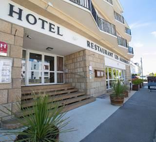 Hôtel-Restaurant Les Alignements