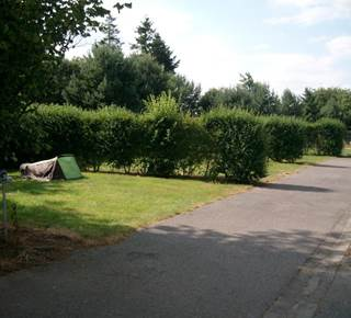 Camping municipal de Plumelec