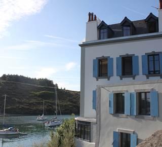 GAILLARD Nicolas - Villa Pen Prad - chambre Kerdonis