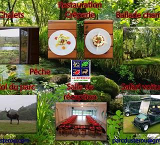 Hébergements Insolites du Parc du Stérou