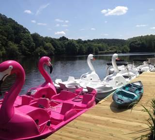 Canal en Balade - Location de bateaux électriques, paddles, canoës, kayaks, pédalos, vélos
