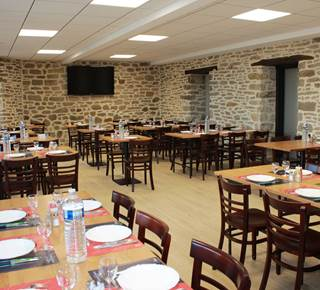 Restaurant la Halte d'Aubin