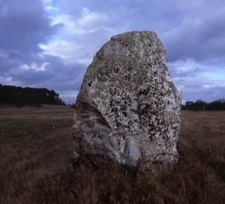 Menhir du Cimetière