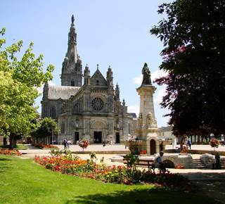 Basilique de Sainte-Anne-d'Auray
