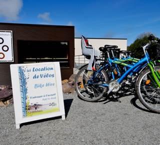 Locations de Vélos - Auberge des Voyajoueurs