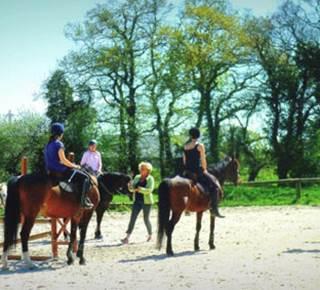 École d'équitation du Petit Bois