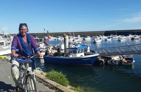 Balades insolites en vélo, légendes et chemins de la Presqu'île