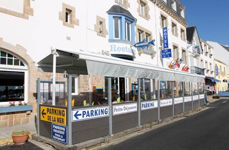Restaurant le Turbotin - Hôtel de la Mer