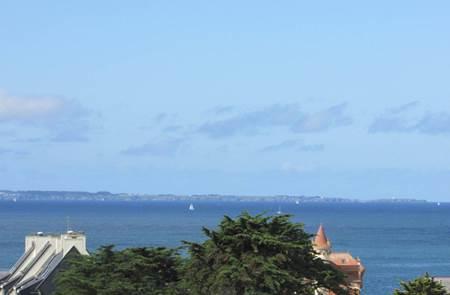 Quiberon - studio - 30m² - vue mer - classé 2*