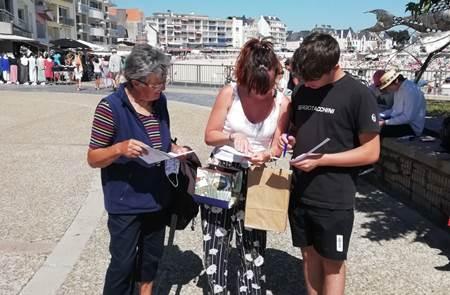 Rallye découverte à Quiberon Bretagne Buissonnière