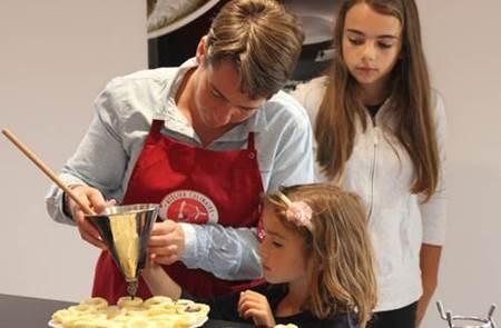 Atelier culinaire des jeunes