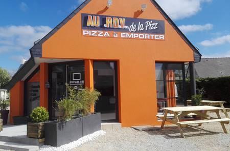 Pizzeria Au eRDeVen de la pizz