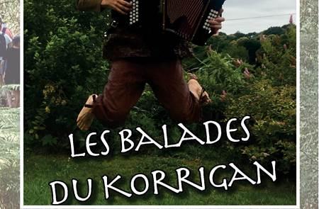 Les balades du Korrigan - Auray